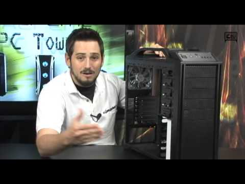 Cooler Master Storm Scout ATX Mid-Tower Black Case