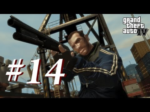 Grand Theft Auto 4 Multiplayer Shenanigans with Creatures Episode 14 - Bros Be Mad