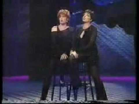 Tony Awards: Liza Minnelli &amp; Lorna Luft meoldy
