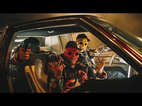 Hornet la Frappe – C'est mort feat. Leto & RK