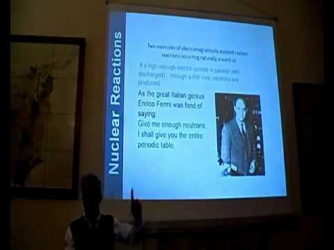 AccademiaIISF: Yogendra Srivastava - Lezioni di fisica. In memoria di Giuliano Preparata (1 di 2)