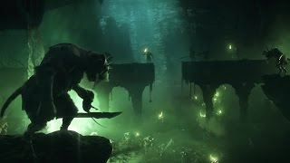 Warhammer End Times Vermintide - Official Xbox One Trailer (2015)   FPS 4-Player Co-Op Game