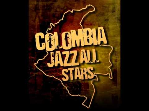 MERECUMBE EN SAXOFON - COLOMBIA JAZZ ALL STARS