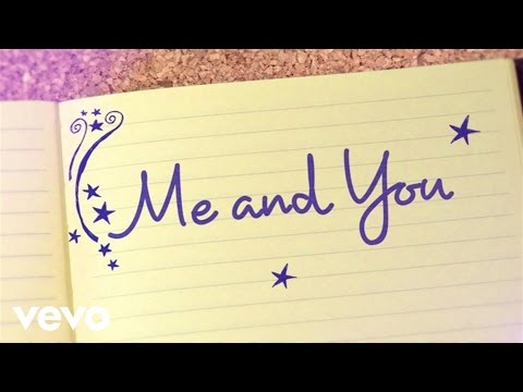 "Me And You (from ""Austin & Ally: Turn It Up"") - Laura Marano (Official Lyric Video) - disneymusicvevo"