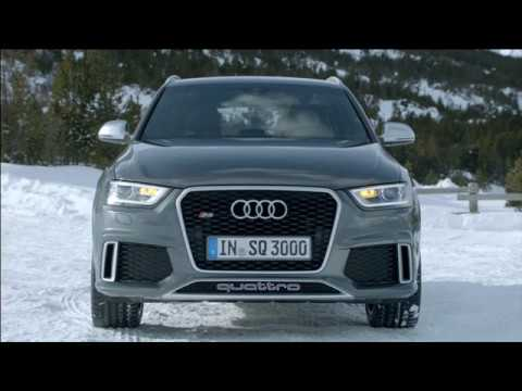 neues Video vom Audi RS Q3