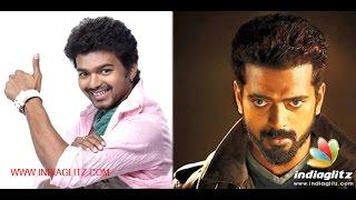 Watch Illayathalapathy Vijay Wishes Vikranth for 'Thakka Thakka' Red Pix tv Kollywood News 28/Aug/2015 online