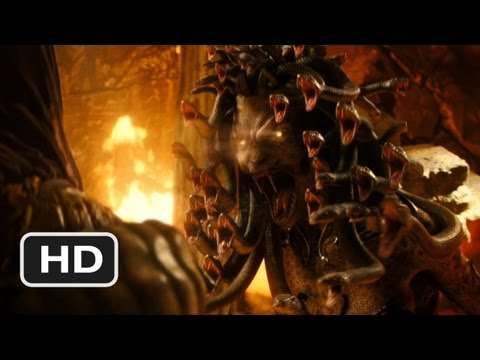 Clash of the Titans #8 Movie CLIP - Medusa (2010) HD