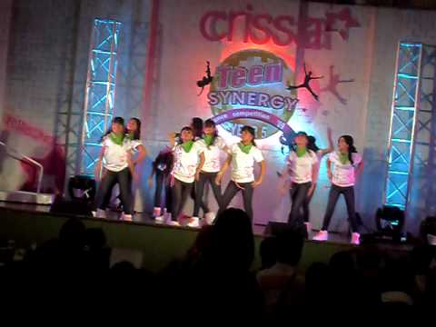 Crissa 2009 Facester Movers of Maria Montessori
