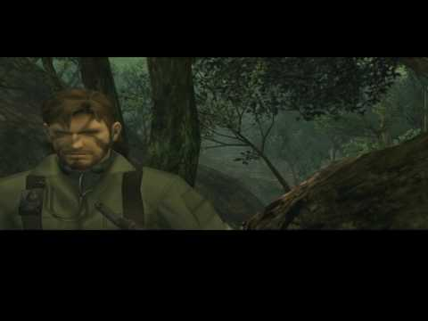 Metal Gear Solid 3: Snake Eater on PCSX2 Playstation 2 Emulator (720p HD) Full Speed
