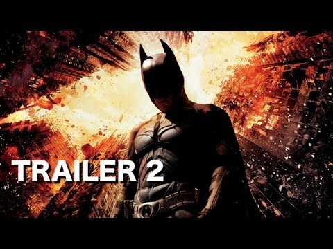 The Dark Knight Rises Trailer 2 (1080p)