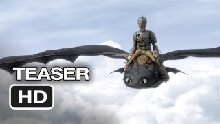 How To Train Your Dragon 2 Official Teaser Trailer (2014) - Dreamworks Animation Sequel HD