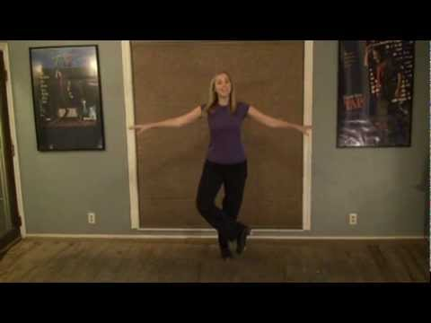 Basic Tap Steps with Mindy Millard Copeland