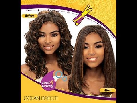 Indi Remy Ocean Breeze weave 3pcs.