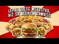 Фрагмент с начала видео - Spróbowaliśmy WSZYSTKIEGO z McDonald's