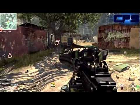 MW3 SURVIVAL MODE: Wave 30+ Co-op Strategy for VILLAGE! (Part 2/3)