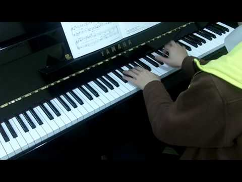 Trinity Guildhall Piano 2012-2014 Grade 3 No.8 Nakada Song of Twilight