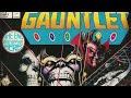 Фрагмент с начала видео - Marvel's Infinity Gauntlet: Full Story