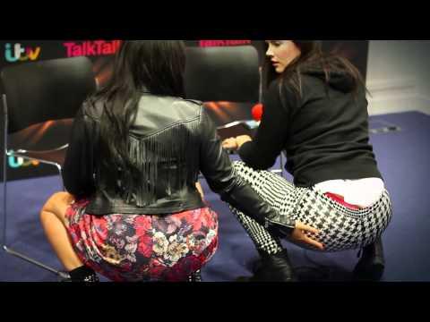 Twerking: X Factor Style
