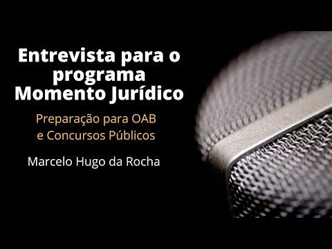 Momento Jurídico - Entrevista