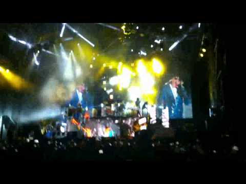 Guns N Roses en La Paz Bolivia estadio Hernando Siles 12/4/2014 You Could Be Mine