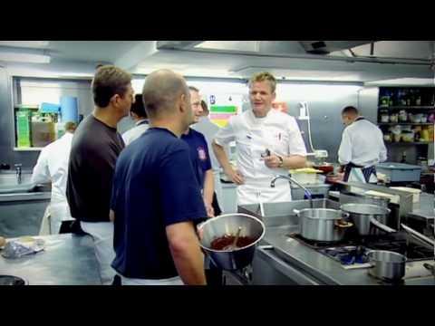 Chocolate Cheesecake Pudding - Gordon Ramsay
