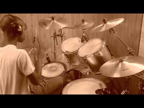 Drum Cover: Pitbull Ft. Chris Brown International Love @drums0n