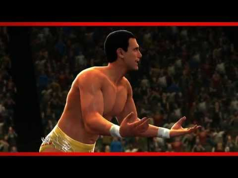 Alberto Del Rio WWE 2K14 Entrance and Finisher (Official)