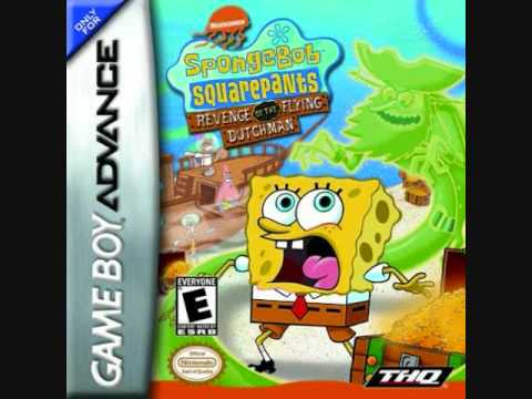 Spongebob revenge of the flying dutchman music: snow business