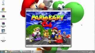 descargar mario kart 64 para project 64 gratis