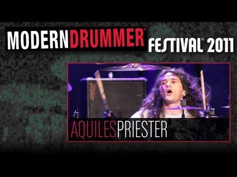 Modern Drummer Festival 2011: Aquiles Priester -w-FXirlFqAM