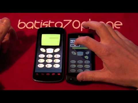 Snake '97 Android & Windows Phone Video by batista70phone