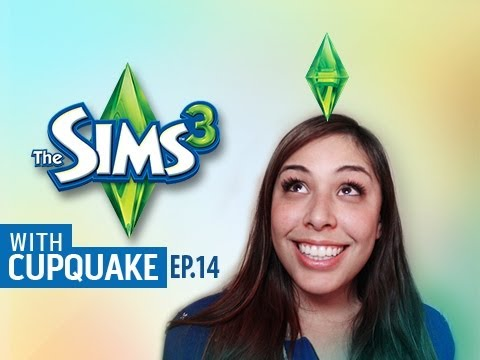 """""""JET HAS A PARTY!"""" Sims 3 Ep.15 W/ Cupquake"""