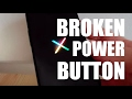 Broken Power Button on Samsung Google Nexus S - How to Live With It