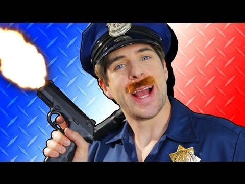 {COMEDY} HOW TO BE A COP!