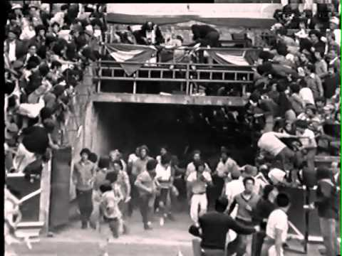 Encierro anterior a 1985