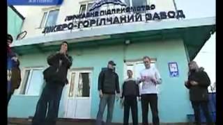 В Житомире прошел антиалкогольный забег