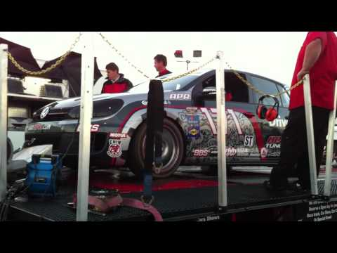 APR Motorsport GTI on the Dyno at Daytona