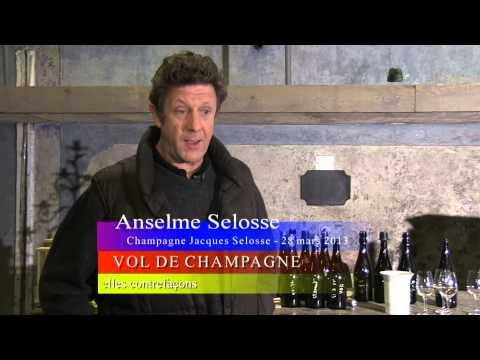 VOL DE CHAMPAGNE JACQUES SELOSSE by LOTEL DU VIN