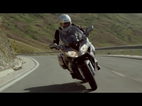 2013 Yamaha FJR1300 A AS official video