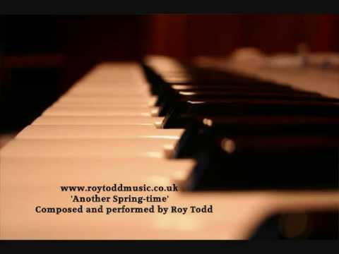 Really beautiful Piano music (original composition) - by Roy Todd