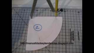 Cómo hacer un libro pop-up 2 / How to make a pop-up book 2