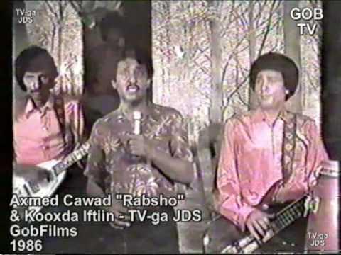 "Ahmed Awad ""Rabsho"", Iftin Band."