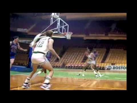 Where Amazing Happens- Larry Bird