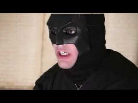 The Dark Knight- Joker Interrogation Scene Spoof