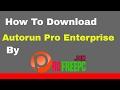 How to Download Autorun Pro Enterprise