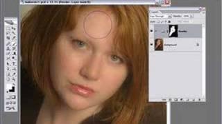 Photoshop Mama's Digital Makeup Part 1a