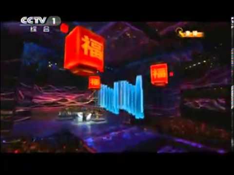 Santorini | YANNI & Chang Jing [Çin 2013 Yeni Yılı Kutlamaları]