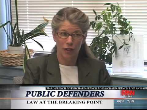Public Defenders - Law At The Breaking Point