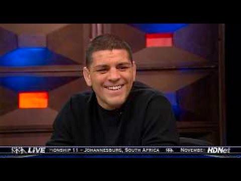 Nick Diaz reveals thoughts on UFC, Gameplan vs GSP - Inside MMA