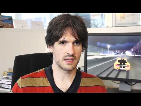 Interview Florent Castelnerac : Trackmania 
